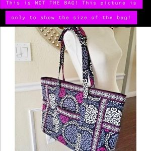 Vera Bradley Bags - Vera Bradley Carry On Tote Bag